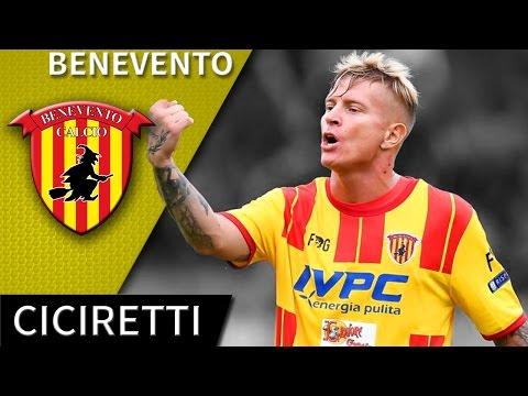 Amato Ciciretti • Benevento • Magic Skills, Passes & Goals • HD 720p