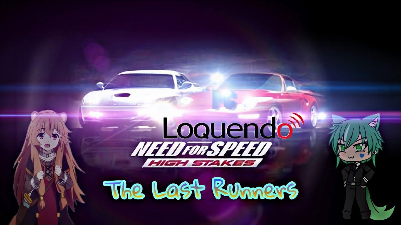 Need For Speed 4 High Stakes Loquendo (The Last Runners) La pelicula 2020 (Maratón Nfs Revolution)