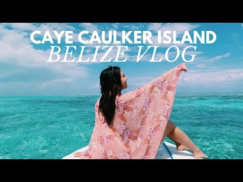 TRAVEL VLOG: BELIZE WITH CONTIKI