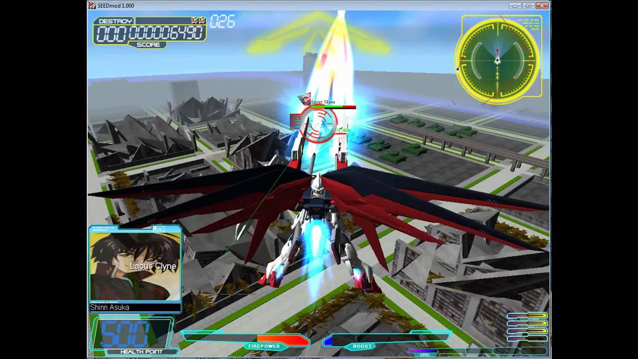 ultimate knight windom xp seed mod