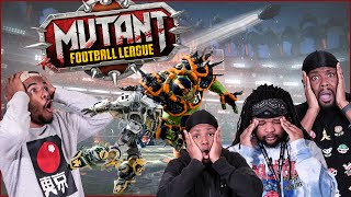 Corrupt Refs, Super Powers & MONSTER Plays! (Mutant Football League)