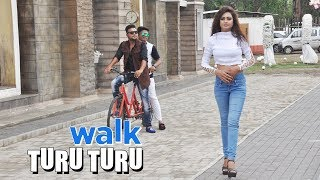Walk Turu Turu | Full Song | Sheetal Ahirrao, Amar Bagde (AB), Vinod | Latest Marathi Song
