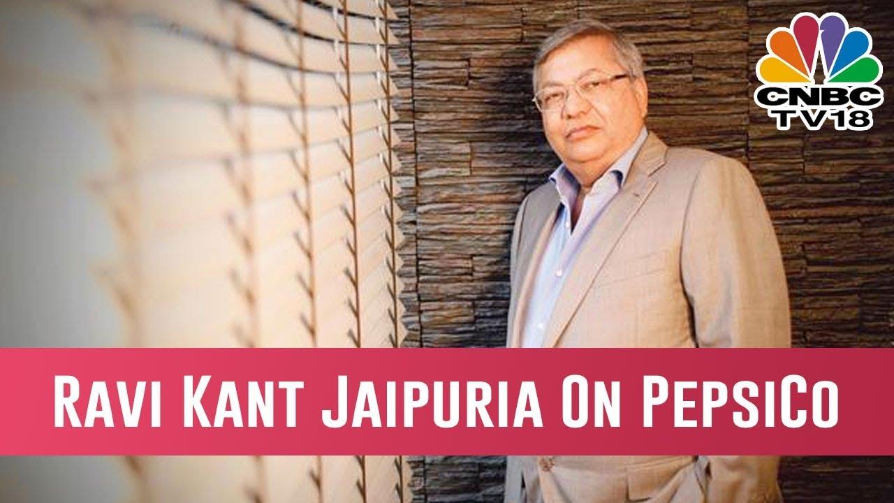 Varun Beverages Achieves Almost Pan-India Ownership Of PepsiCo, Says Ravi  Kant Jaipuria