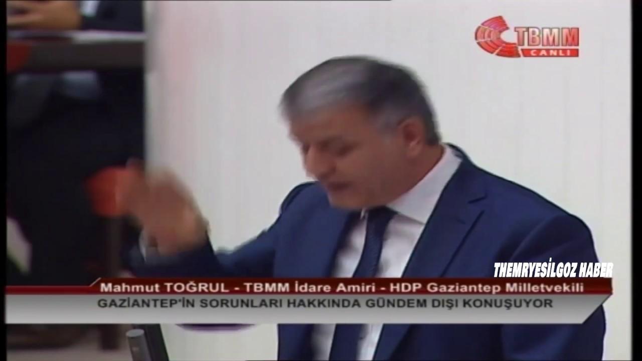 Hdp Gaziantep Milletvekili Mahmut Togrul Meclis Konusmasi Gaziantep In Sorunlari 4 Temmuz 2019