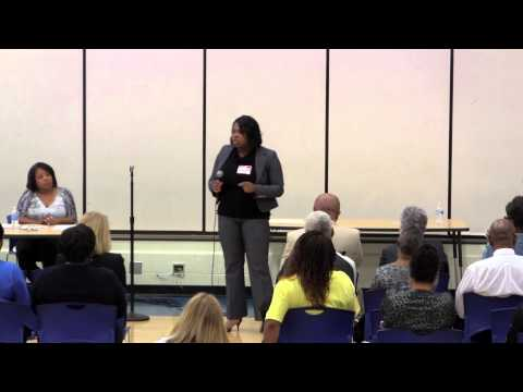 Mt Airy Elementary School Cinncinnti City Council debate