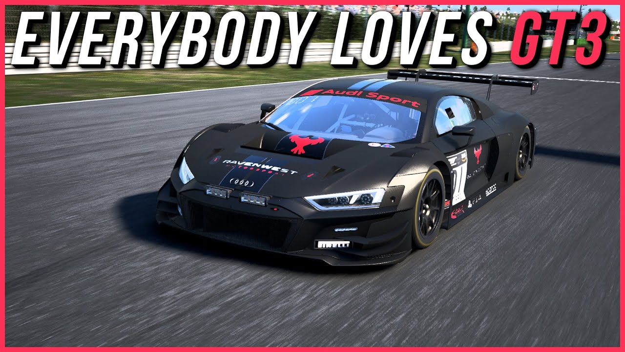 Why everybody loves GT3 in Assetto Corsa Competizione
