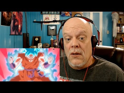 "ANIME REACTION VIDEO CLIPS | ""Dragon Ball Super #39"" - This Powerup Is AWESOME!"