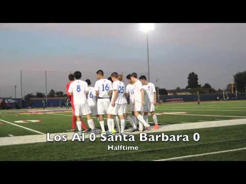 CIF Div 1 High School Soccer: Los Al vs Santa Barbara