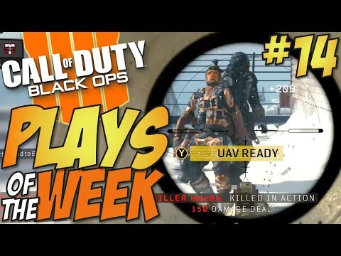Black Ops 4 - Plays Of The Week #14 (BO4 Multiplayer Gameplay Montage)
