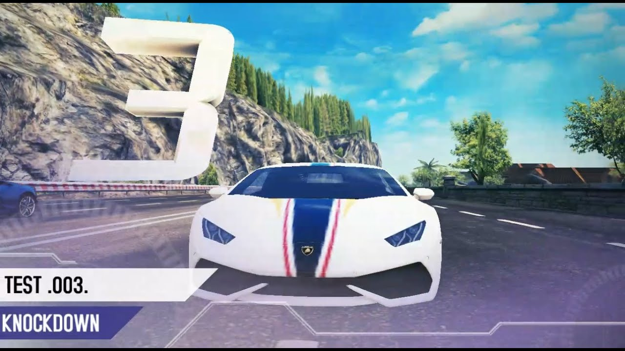 asphalt 8 airborne lamborghini huracan r d test 3 knockdown youtube. Black Bedroom Furniture Sets. Home Design Ideas