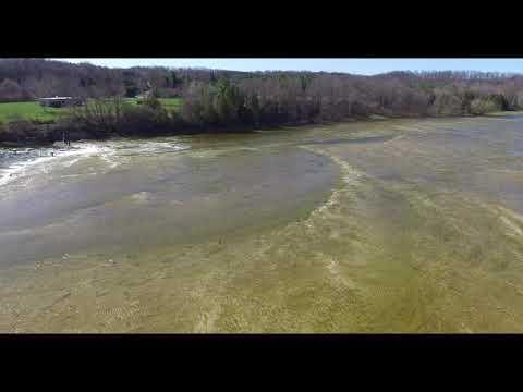 Fishing - Maitland Falls May 3 2020