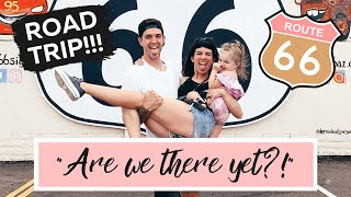 Route 66 Road Trip   We drove 30+ hours across the USA!!!   Shenae Grimes Beech