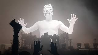 Chemical brothers LIVE SHOW in Georgia - part 1