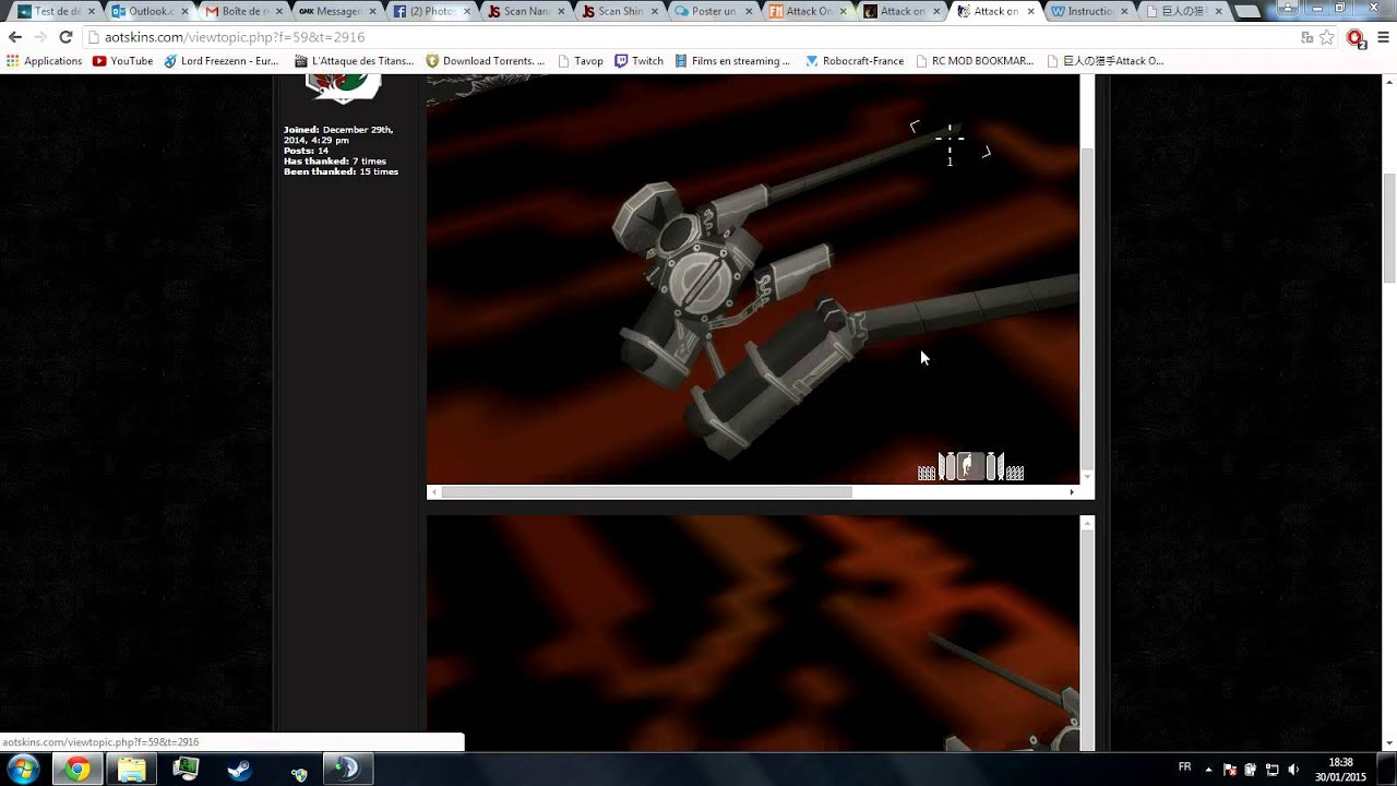Download RC Mod Full Version - Attack On Titan Tribute Game