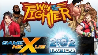 Game Nexus: Way of the Fighter  EPIC 4 PLAYER MODE