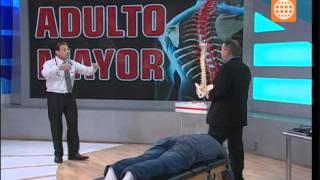 Doctor TV- Aliviando el dolor con el quiropráctico- 29/08/13