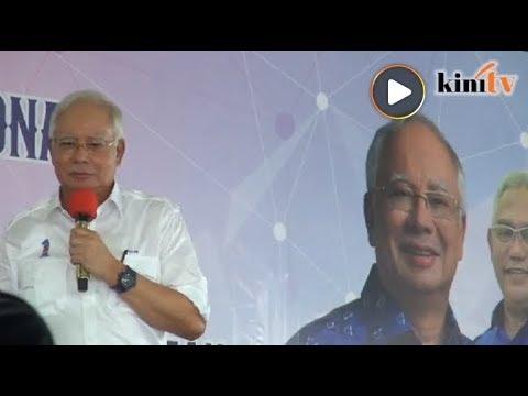 Saya tak kuat kalau parti tak menang - Najib