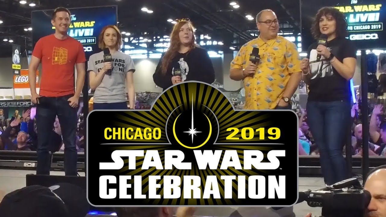 'Star Wars' Day Celebration Tells The World, May The Fourth Be With You