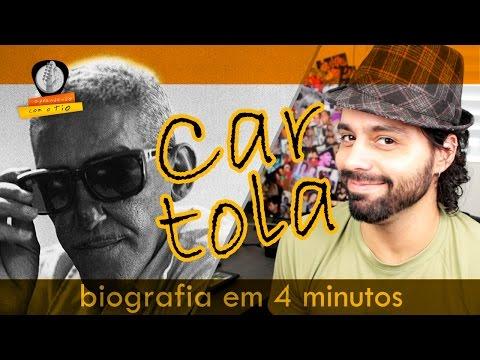 Cartola - Biografia em 4 minutos