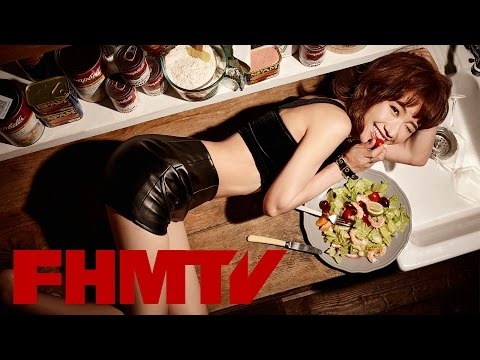 FHM COVER Lulu 黃路梓茵 | Suger High 糖加N匙也沒她甜