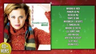 Navidad con Annette Moreno ❄ 45 Minutos de Música Navideña ❄
