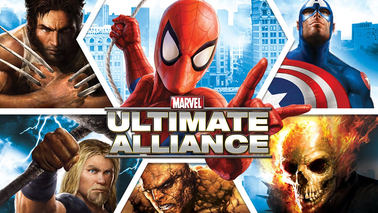 Image result for ultimate alliance