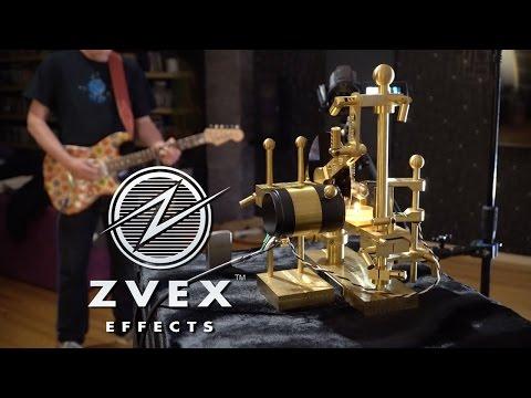 ZVEX Candela Vibrophase - A rare demo