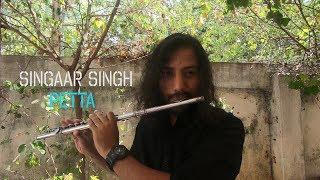 Petta   Singaar Singh Theme   Flute Cover