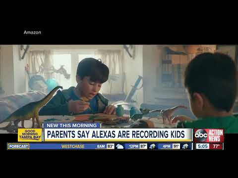PM Tampa Bay with Ryan Gorman - Amazon Sued After Echo Device Found Recording Children
