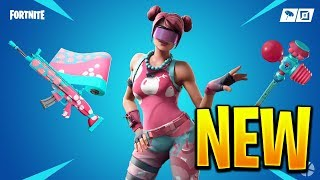 🔴 NEW SKIN BOMBARDEUSE AND DISPO REVÊTEMENT IN THE BOUTIQUE! [ LIVE FORTNITE]