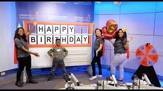 Happy 6th Birthday - Seacrest Studios