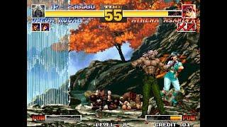 (TAS) The King Of Fighters 95' - Rugal - Iori - Saisyu