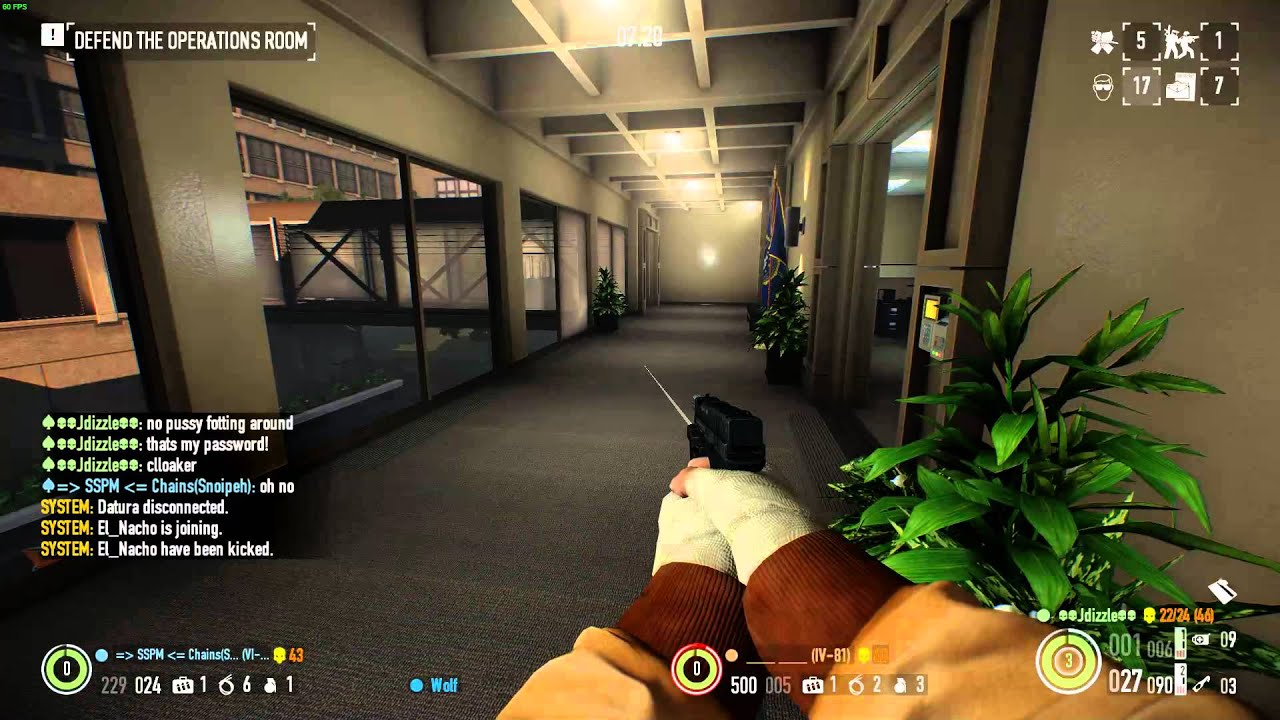 Payday 2 Hoxton Breakout Grinder Build Youtube