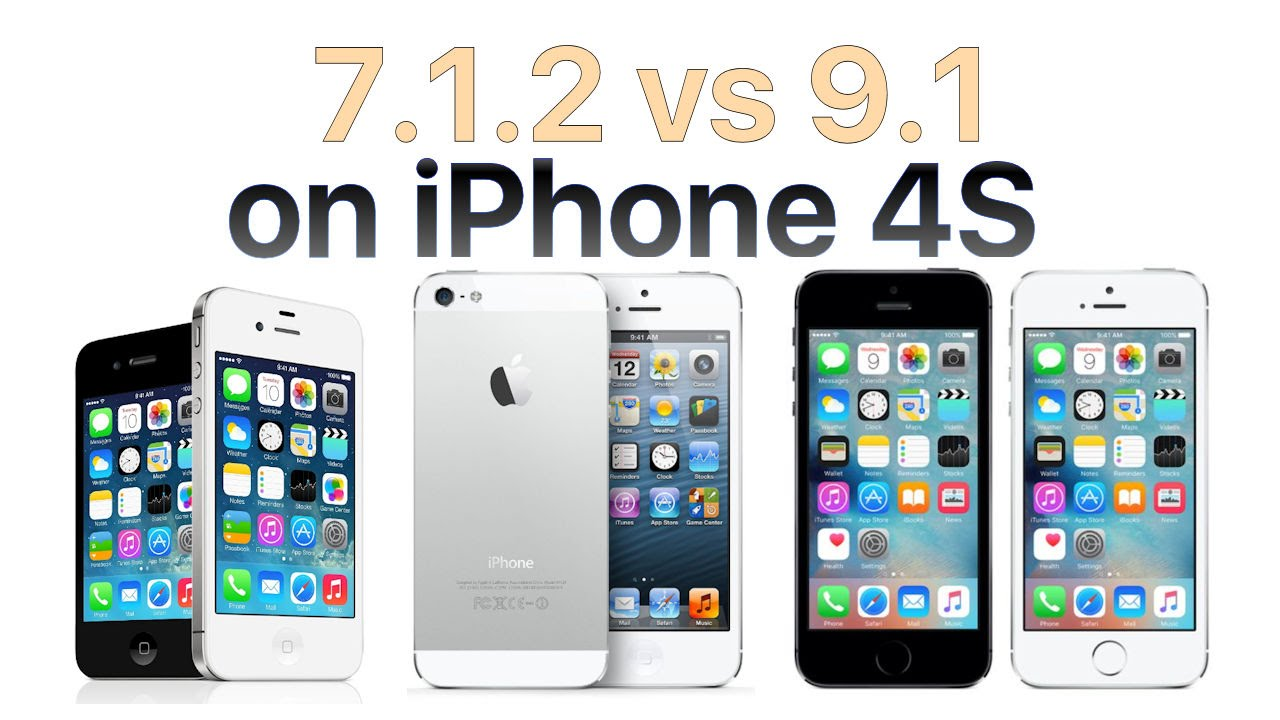 All Differences Between the iPhone 4 and iPhone 4S