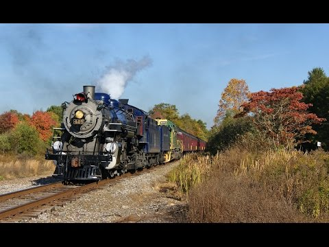 Reading and Northern 425: Autumn Leaf Specials 2016