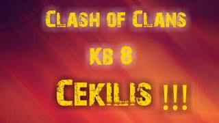 CLASH OF CLANS KB 8 ÇEKİLİŞ!!! HADİ İZLE SEN KAZAN