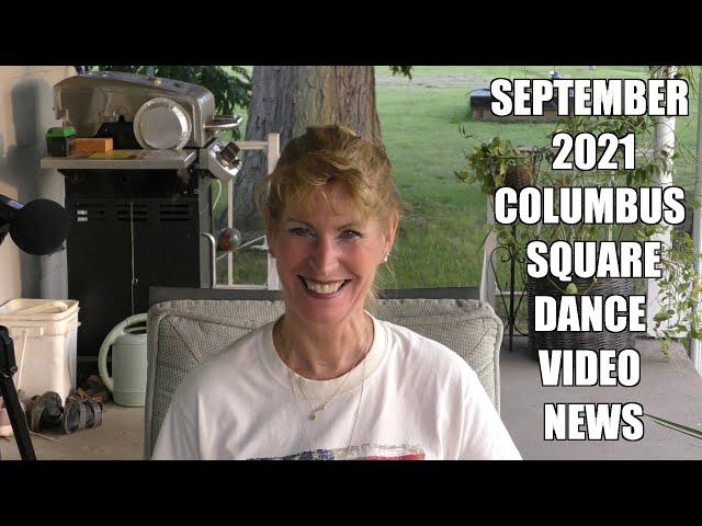 September 2021 Columbus Square Dance News