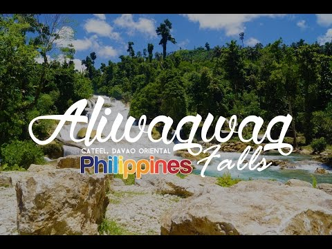 Choose Philippines - Aliwagwag Falls (Cateel) Davao Oriental | Curlytops