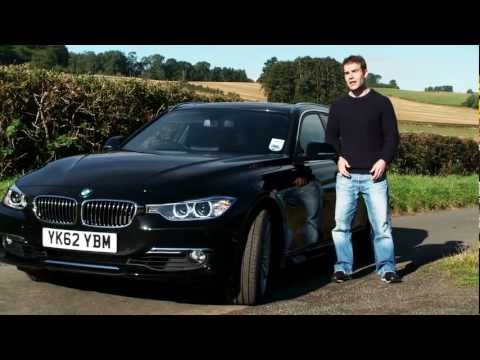 BMW 3 Series Touring - Which First Drive