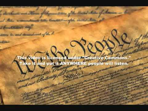 Obama Signs S 1867 NDAA Martial Law ∞ end of Bill of Rights Due Process Fed reserve Ron Paul
