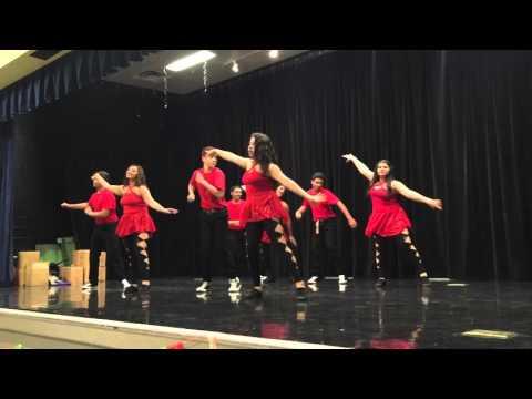 "DKdance company ""Iconix"" Teen dance crew"