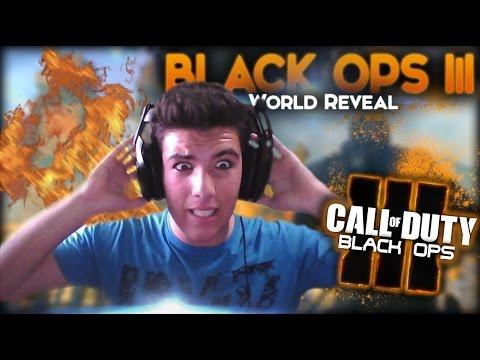 """""""REACCIÓN"""" - CALL OF DUTY: Black Ops 3 Official Trailer World Reveal / byRaFiTa"""