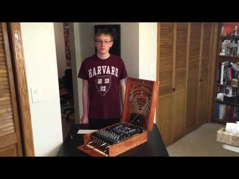 Enigma Machine - Andy Eggebraaten