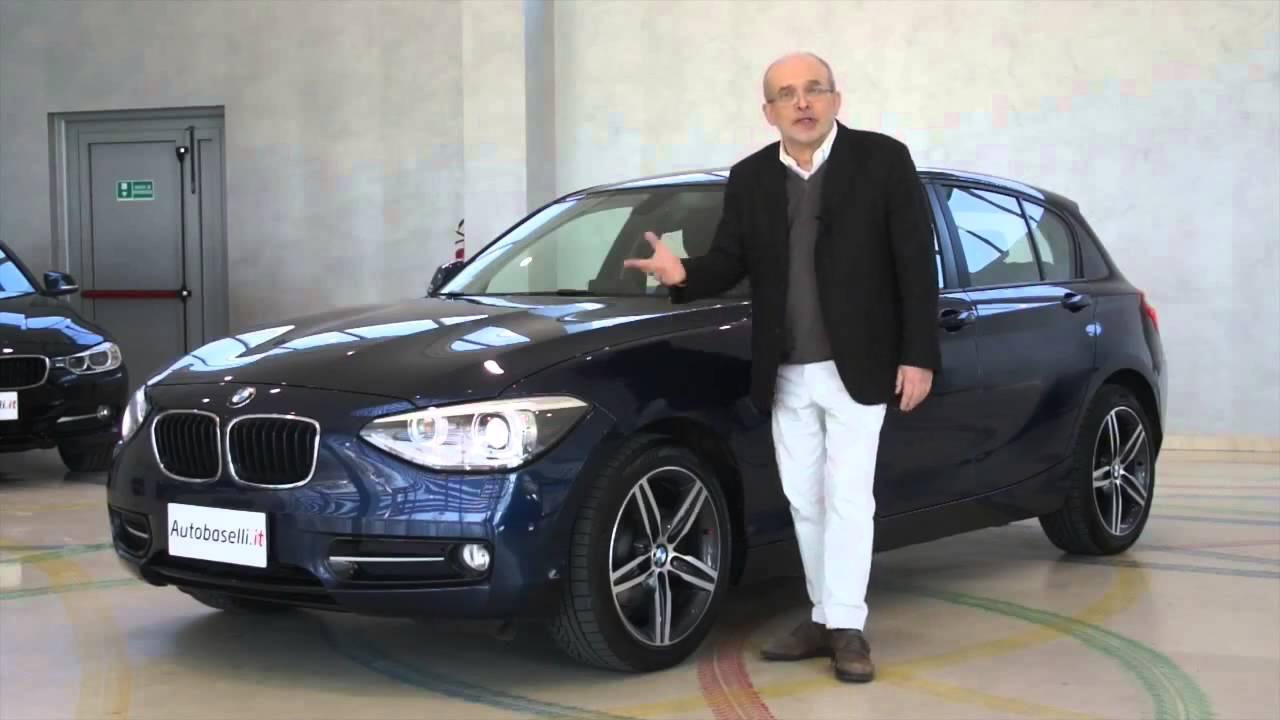 Bmw Nuova 118d Sport - Autobaselli.it auto usate brescia ...
