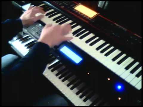 Srx 11 - Piano Complete - Improwizacja