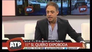 Matías Tomati - 19 y 20 de Agosto: Si Quiero Expoboda 2018 - ATP 15 08 18