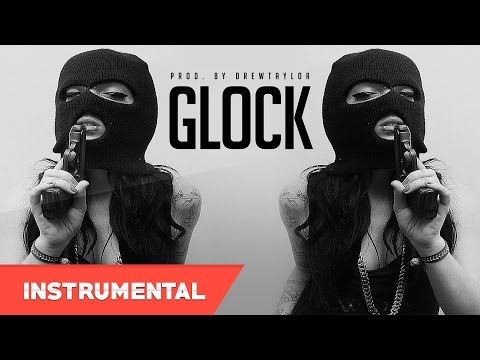 Hard Gangsta Trap Beat - Future & Southside Type Beat | Glock (Prod DrewTaylor)