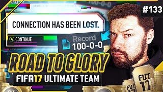 getting dc glitched fifa17 road to glory 133