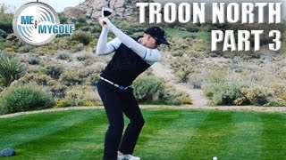 Troon North Monument golf course vlog part 3