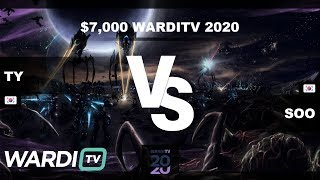 TY vs soO (TvZ) - $7,000 WardiTV 2020 Group Stage